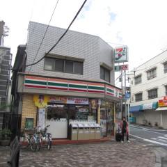 セブンイレブン千葉公園駅前