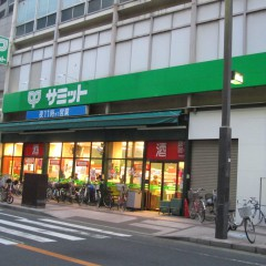サンクス船橋湊町店