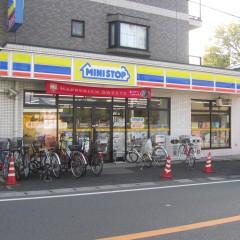 ミニストップ京成稲毛店