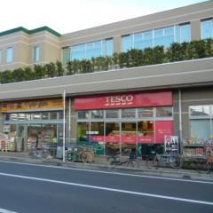 マツモトキヨシ&TESCO弁天町