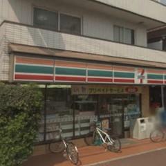 セブンイレブン千葉松波店