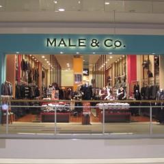MALE&Co。イオン津田沼店