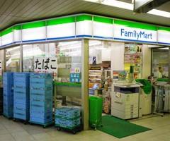 ファミリーマート京成高砂駅店