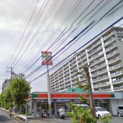 サンクス本中山店