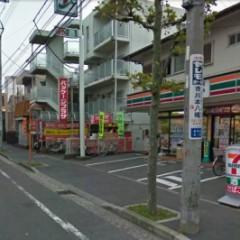 セブンイレブン本中山店