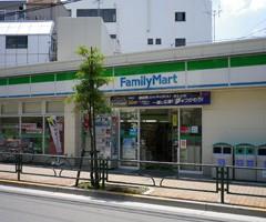ファミリーマート高砂店