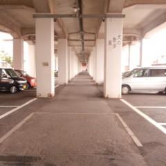 下総中山高架下東側駐車場2