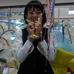 前田さん、松嵜さん、小田さん誕生日