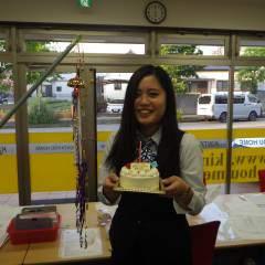 志濟さん、塚田さん誕生日